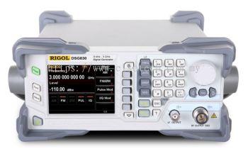 Rigol DSG830 RF Signal Generator, 9 kHz to 3 GHz