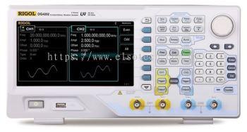 Rigol DG4202 Function / Arbitrary Waveform Generator 200MHz