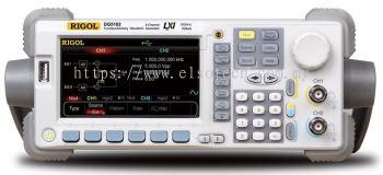 Rigol DG5102 Arbitrary Waveform Function Generator 100 MHz