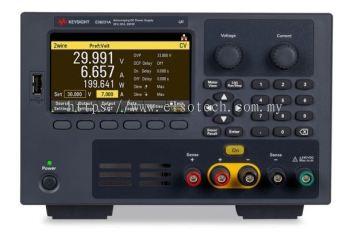 E36232A 200W Autoranging Power Supply, 60V, 10A