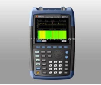 S3331 Series Handheld Spectrum Analyzer (9kHz - 3.6GHz / 7.5GHz)