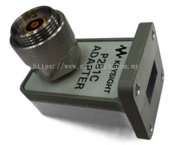 P281C Coaxial Waveguide Adapter, APC-7, 12.4 to 18 GHz