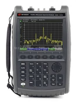 N9937B FieldFox Handheld Microwave Spectrum Analyzer, 18 GHz