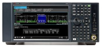 N9000B CXA Signal Analyzer, Multi-touch, 9 kHz to 26.5 GHz
