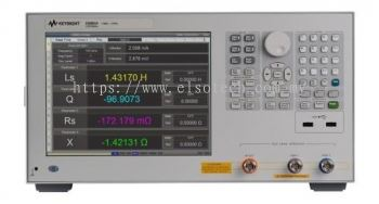 E4982A LCR Meter, 1 MHz to 300 M/500 M/1 G/3 GHz
