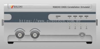 NS8340 GNSS Constellation Simulator (multi-GNSS/Constellation/Frequency)