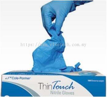 P-15954-26 - Glove Nitrile Blue L 1000/cs