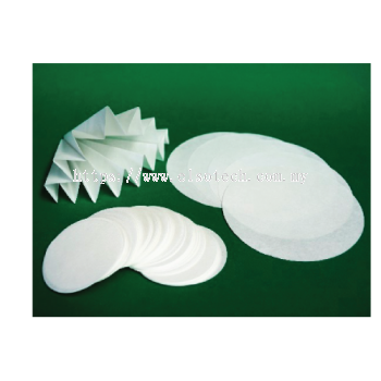 QT41 Filter Paper, Very Fast Quantitative Filter Paper