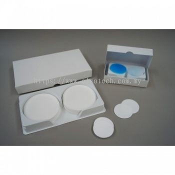 FV21 Filter Paper, Glass Microfibre Filters