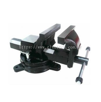 100MM PROFESSIONAL FULL DROP FORGED STEEL BENCH VISE - TMWS20-10100A