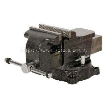 150MM M TYPE  PRECISION BENCH VISE WITH SWIVEL BASE - TMWS23-00150P