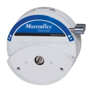 EW-07514-10 Masterflex L/S® Easy-Load® Head for Precision Tubing, PARA Housing, SS Rotor