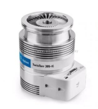TwisTorr 305-IC Turbo Pump with Integrated Controller
