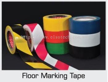 Floor Marking Tape 48mm x 33Y Yellow/Black