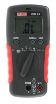 123-3237 - RS PRO IDM61 Handheld Digital Multimeter