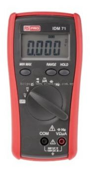 123-3239 - RS PRO IDM71 Handheld Digital Multimeter