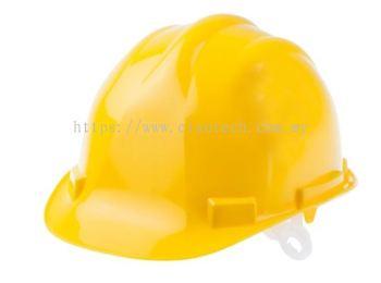 918-5649 - RS PRO Yellow Polypropylene Standard Peak Hard Hat