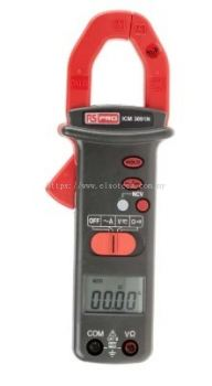 123-2242 - RS PRO ICM3091N Clamp Meter, Max Current 400A ac