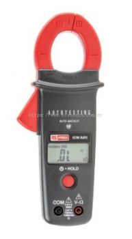 123-3234 - RS PRO ICMA6 Clamp Meter, Max Current 600A ac CAT II 1000 V, CAT III 600 V
