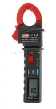 124-1958 - RS PRO IEK10N Clamp Meter, Max Current 300A ac CAT II 600 V, CAT III 300 V