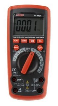 146-9097 - RS PRO RS-9963T Handheld Digital Multimeter, 10A ac 1000V ac 10A dc 1000V dc