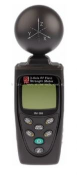 106-5307 - RS PRO RF Field Emission Detector, 50 MHz → 3.5 GHz