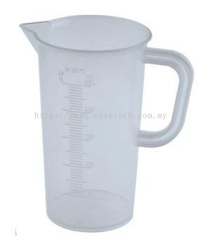 478-1618 - Polyprop moulded graduation jug,250ml