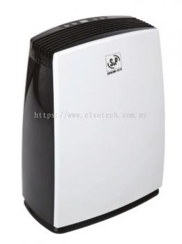 815-7551 - UNELVENT Dehumidifier, 2L water tank, 20L/day extraction rate Type C - European Plug