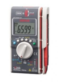 PM33a Hybrid Digital Multimeter