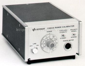 11683A Power Meter Range Calibrator