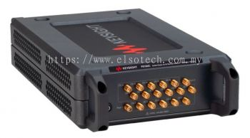 P9164A 2X16 USB solid state switch matrix, 300 KHz to 6.5 GHz