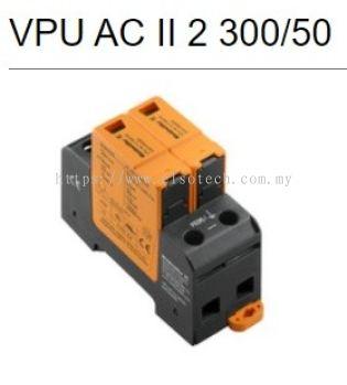VPU AC II 2 300/50  order no 2591040000