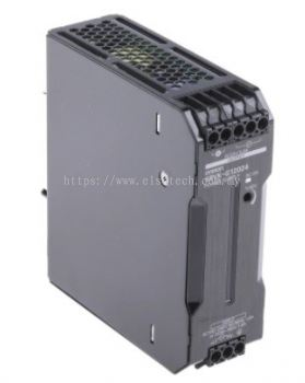 S8VK-G12024 - Omron, S8VK-G DIN Rail Panel Mount Power Supply, 24V dc Output Voltage, 5A Output Curr