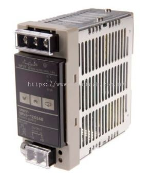 S8VS-12024B - Omron, S8VS DIN Rail Panel Mount Power Supply, 24V dc Output Voltage, 5A Output Curren