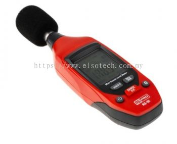 155-8902 - RS PRO RS-95 Sound Level Meter 8kHz