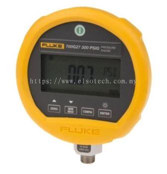Fluke 700G27 Pneumatic Digital Pressure Gauge, 758-8901