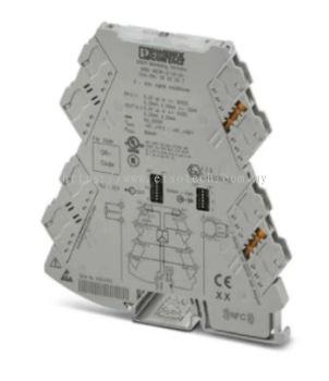 2902037 Phoenix Contact MINI MCR-2-UI-UI, Isolation Amplifier Signal Conditioner - 849-6317