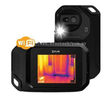 72003-0303 FLIR C3 Thermal Imaging Camera with WiFi 135-3287
