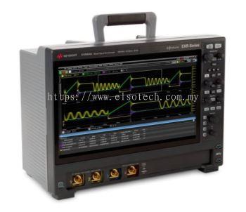 EXR254A Infiniium EXR-Series Oscilloscope: 2.5 GHz, 4 Channels