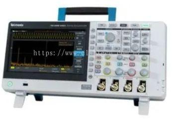 TBS2104B Digital Oscilloscope, TBS2000B Series, 4 Channel, 100 MHz, 2 GSPS, 5 Mpts