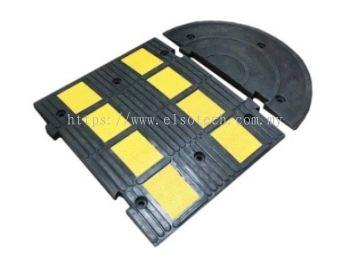 RS PRO Black, Yellow Speed Bump Asphalt Fixation Bolt, 600mm 500 mm 20 mm