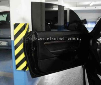 PU4015NJ - Foam Protection for angle - black/yellow