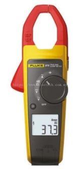 Fluke 373 AC Current Clamp Meter, Max Current 600A ac CAT III 600 V, CAT IV 300 V