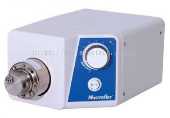 EW-75211-17 Masterflex Console Gear Pump for Micropump A-Mount Pump Head, 5,850 mL/min; 230 VAC