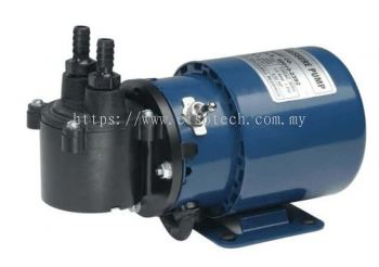 EW-07532-45 Air Cadet Vacuum/Pressure Pump, Diaphragm, Single Head, 0.45 cfm, 230 VAC