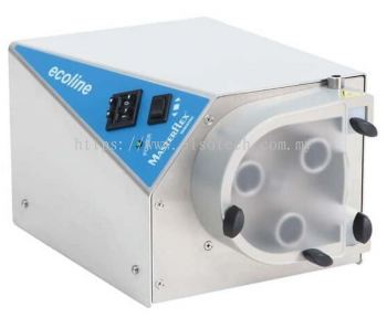 EW-78022-22 - Ismatec ISM1079 Ecoline Peristaltic Pump, VC-380, 1 Channel, 1.6 to 5000 mL/min; 230 V