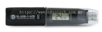Lascar EL-USB-1-LCD Data Logger for Temperature Measurement