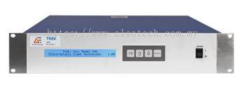 Trek 646 Software-Driven Electrostatic Chuck Supply, Output Voltage Range 0 to ±3 kV