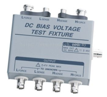 LCR-16 RS PRO 123-5982 LCR Meter Chip Test Fixture