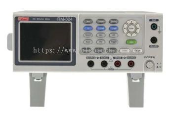 RS PRO RM-804 Ohmmeter, Maximum Resistance Measurement 5000 μΩ  122-5158